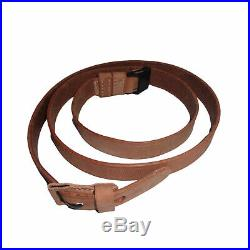 WWII German Mauser 98K Rifle Sling K98 Natural Color Reproduction x 10 UNITS Y00