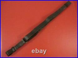 WWI Era US ARMY AEF M1907 Leather Sling M1903 Springfield Rifle Original #2