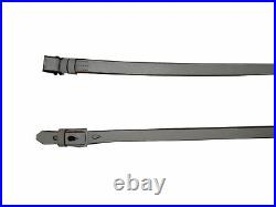 Yugoslavian 1948 M48 M48A M48B M48BO Yugo Mauser K98 M98 Leather Rifle Sling G19